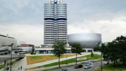 慕尼黑景点-宝马博物馆(BMW Museum)