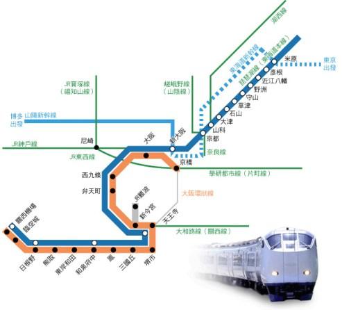 关西机场到大阪怎么走,关西机场到大阪多少钱