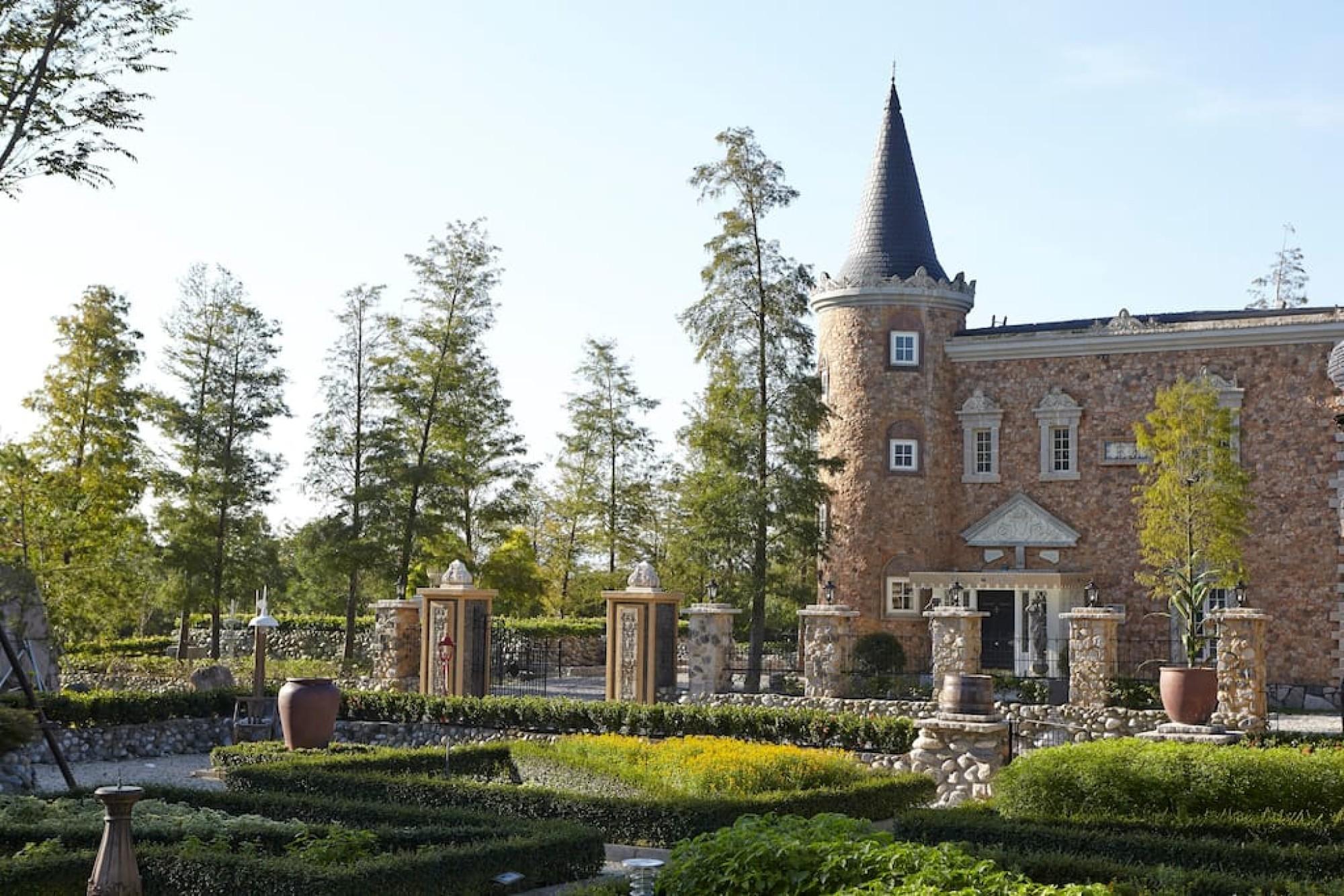 no.6『艾莉莎』花莲凤林 雪云城堡 19世纪欧式城堡