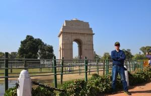 【新德里图片】印度之行—德里印度门掠影