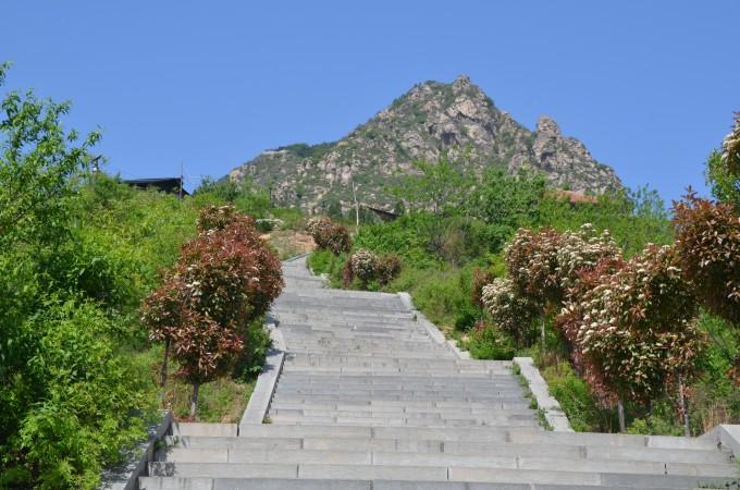 始祖山风景区