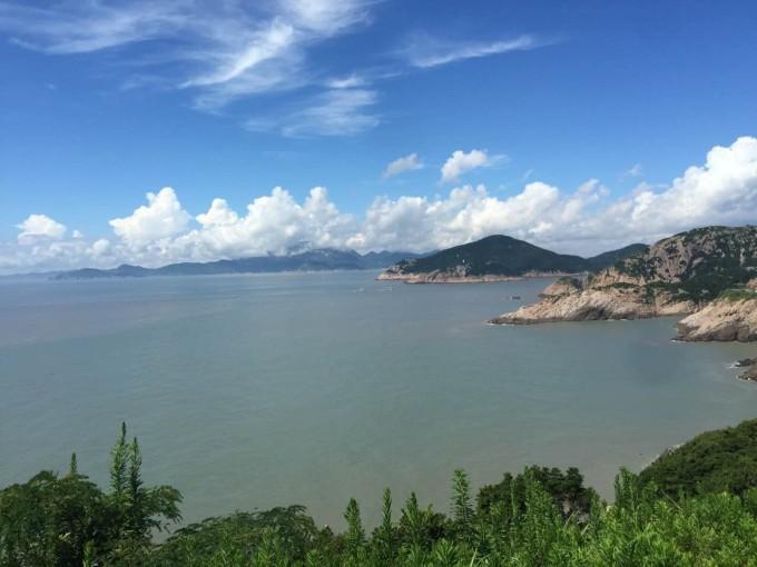 我和乐乐看世界#舟山大青山国家公园