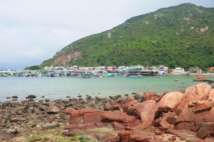 我所爱的香港---离岛系列(南丫岛)