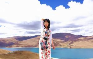【巴松措图片】西藏,这么近那么远