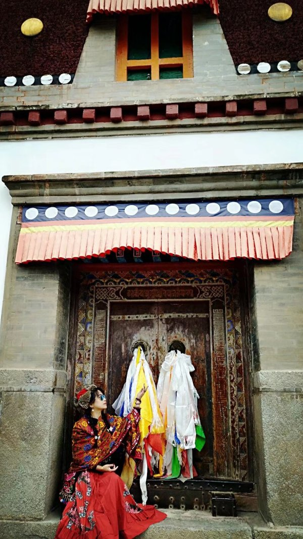 青海省旅游 西宁旅游攻略 (西北环线)塔尔寺  塔尔寺又名塔儿寺,创建