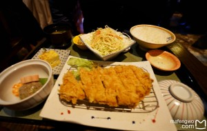 箱根美食-田むら 銀かつ亭
