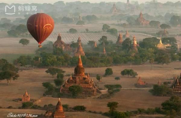 从清迈(水灯节)到缅甸