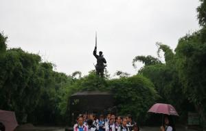 【安仁古镇图片】我们的重庆、成都行成都篇之建川博物馆2017.09.23