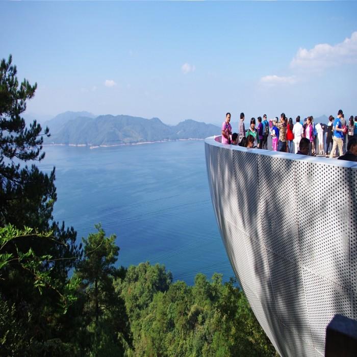 自驾游2天南京到千岛湖6人游