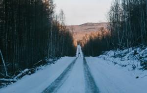 【漠河图片】不如一路向北去漠河,过一个零下40℃的冬天