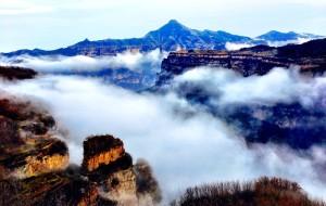 【太行山图片】林州太行山大峡谷自驾游
