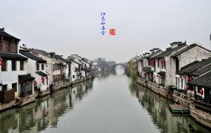 【无锡图片】江南水弄堂,运河绝版地
