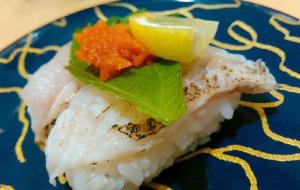 奈良美食-大起水产 回转寿司