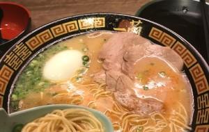 神户美食-一兰拉面(三宫店)