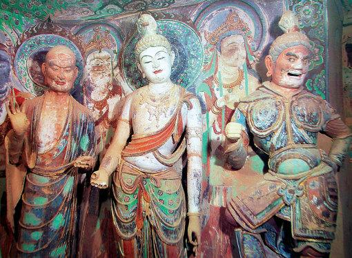 古代各国雕塑合集