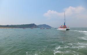 【蓬莱图片】蓬莱、长岛北线三日游(上)—蓬莱观音苑、帆船观海