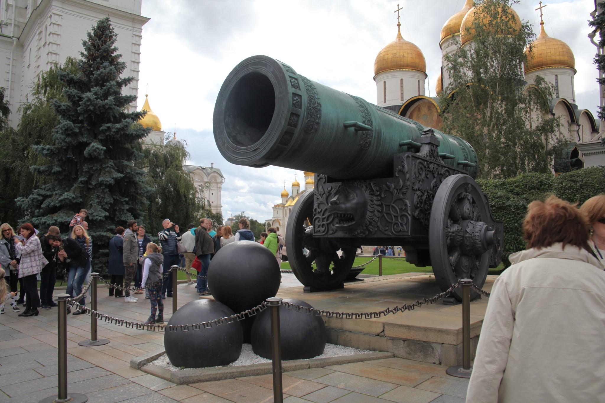 俄罗斯---炮王、钟王(214)