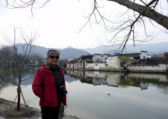 其科学的水系设计,为宏村居民生产,生活用水提供了方便,还解决了消防