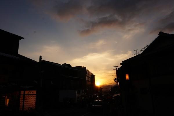 日本白川乡点灯时间图片2
