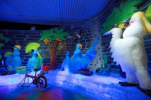 哈尔滨冰雪大世界室内冰雪主题乐园团体票图片
