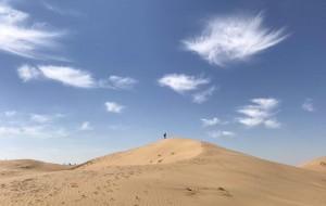 【鄂尔多斯图片】徒步遇见未知的自己--库布齐沙漠徒步穿越之旅