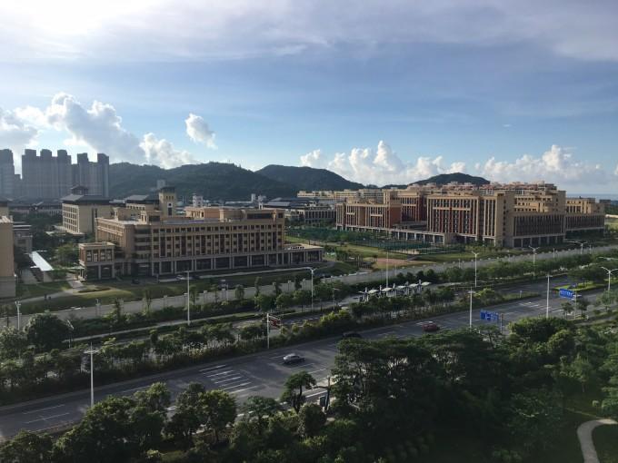 珠海长隆广州澳门五日游