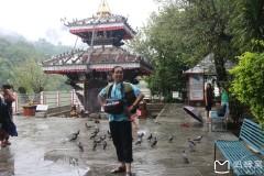 南亚尼泊尔佛教之行...博卡拉费瓦湖风景随拍