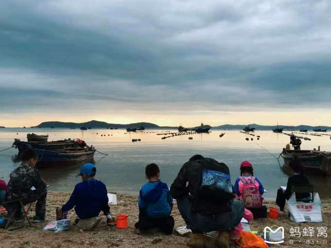长岛:适合海边画画的度假区