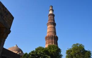 【新德里图片】印度之行—实拍库杜布高塔