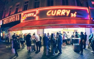 德国美食-Curry 36