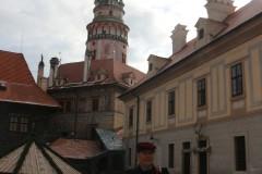 东欧六国之旅...世界文化遗产捷克克鲁姆洛夫(B)古城堡记