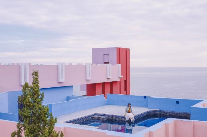 癹��9k��la_西班牙小众网红建筑之旅 纪念碑谷 la muralla roja 及 乌托邦 walden
