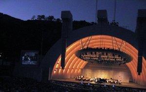 洛杉矶娱乐-好莱坞露天剧场