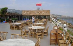 珠海美食-横琴蚝生态园