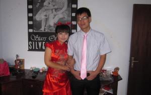 【连云港图片】我的婚我的照片,10月2日至3日。