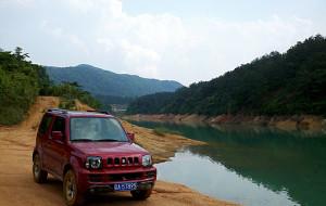 【河源图片】华南最大人工湖---万绿湖越野探路之旅