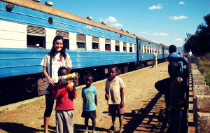 【坦桑尼亚图片】背包坐100小时坦赞铁路游Tanzania