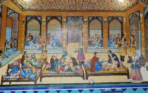伊朗美食-Naghsh-e Jahan Resturant