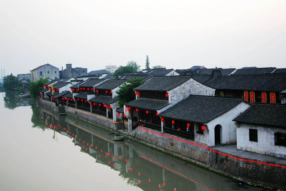 枯萎的河流---塘栖古镇---最杭州之古镇系列