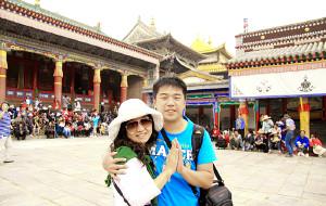 【西北图片】西行漫记-2012年菠萝和宝宝青海、甘肃大环线9日游