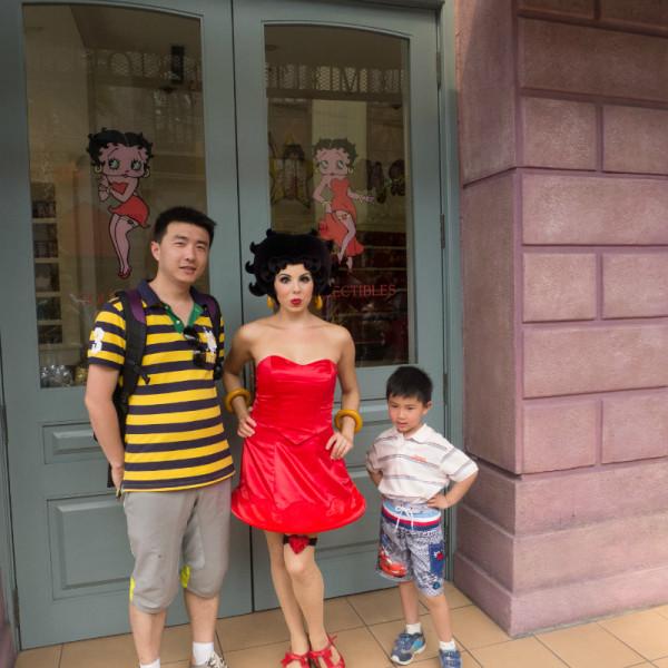 2013清明一家三口新加坡亲子游图片