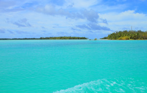 【大溪地图片】天堂般的大溪地岛屿Bora Bora