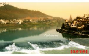【新安江图片】那些有新安江和油菜花陪伴的时光——新安江徒步之旅(2012年版,附手绘的徒步路线图)