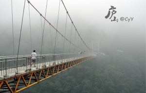 【九江图片】一次有雾有晴天有暴雨的旅行
