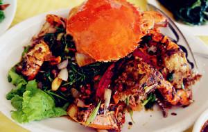 科伦坡美食-月亮河中餐厅