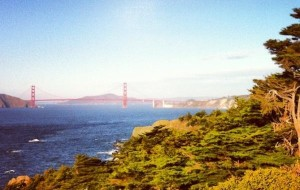 旧金山娱乐-Lands End