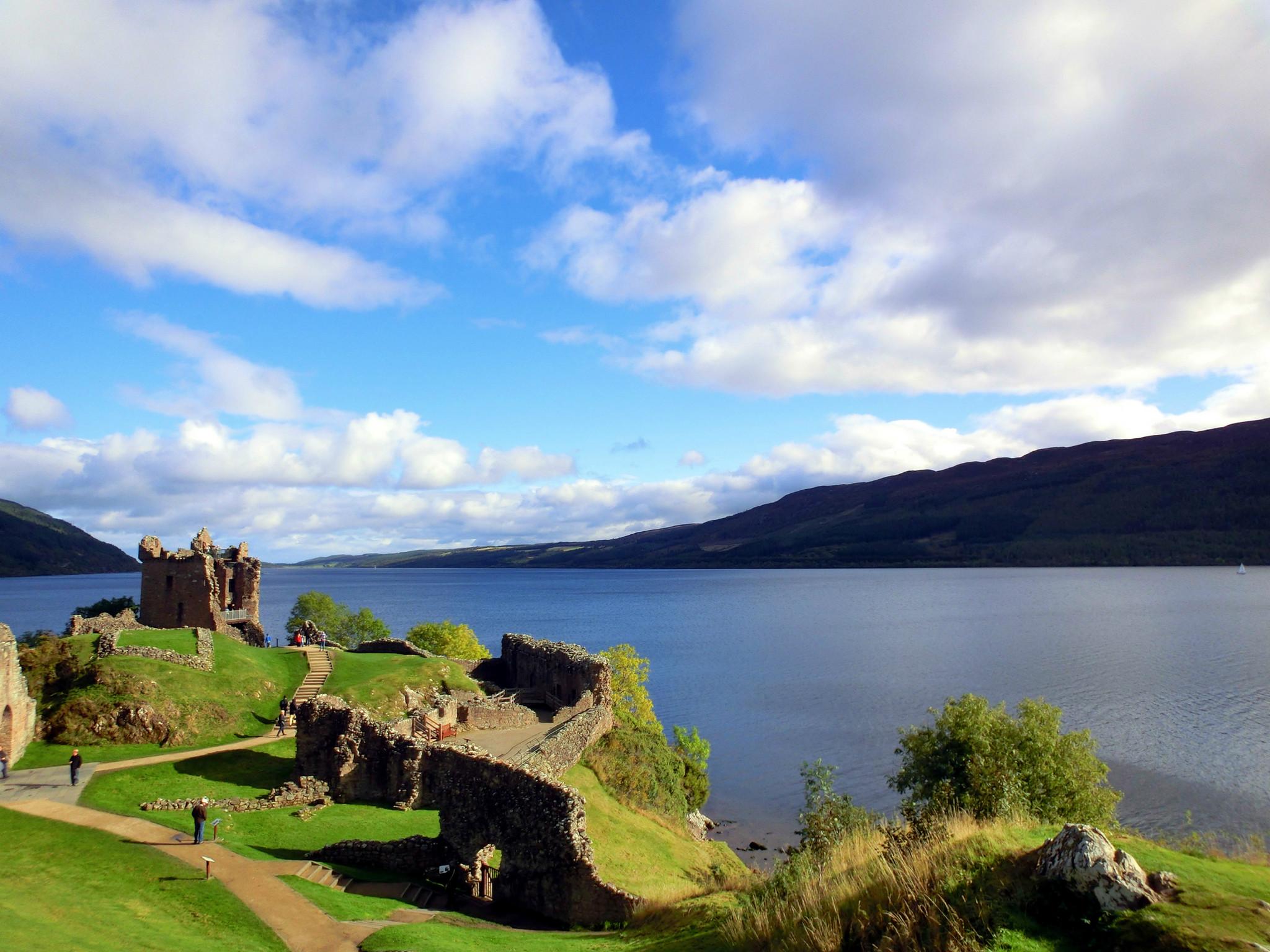 蘇格蘭高地旅游景點