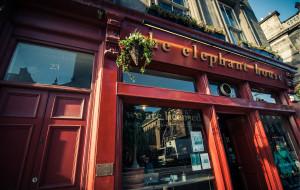 英国美食-大象咖啡馆