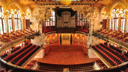巴塞罗那娱乐-加泰罗尼亚音乐厅(Palace of Catalan Music)