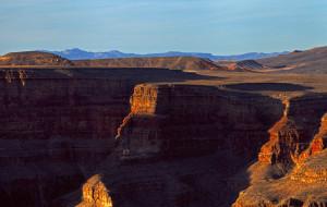【科罗拉多大峡谷图片】西峡谷一日游